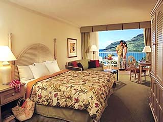 Kauai Marriott Resort & Beach ClubRoom