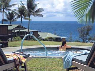 Hana Maui HotelJacuzzi