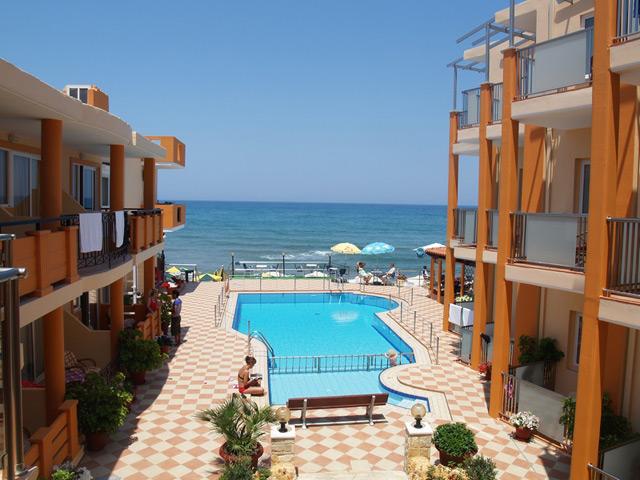 Girogiali Beach Hotel