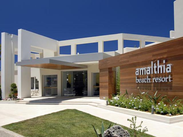 Atlantica Amalthia Beach Resort:
