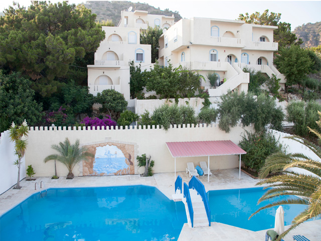 Achlia Hotel Apartments