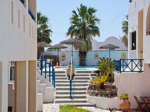 Iliada Hotel: