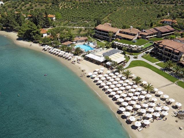 Anthemus Sea Beach Hotel & Spa:
