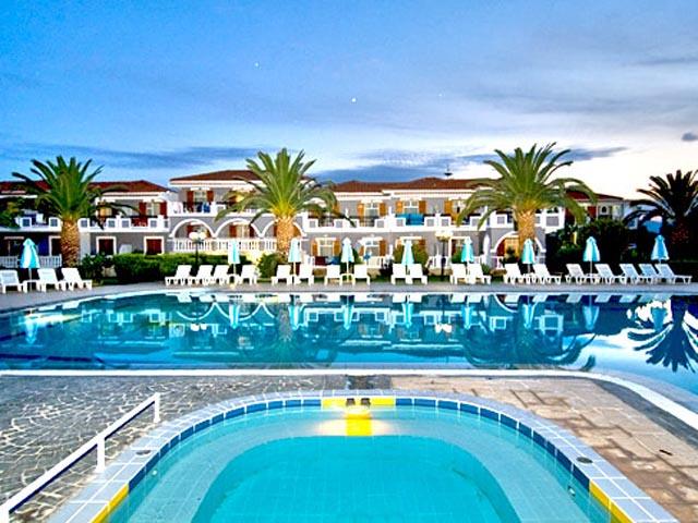 Golden Sun Hotel Zante