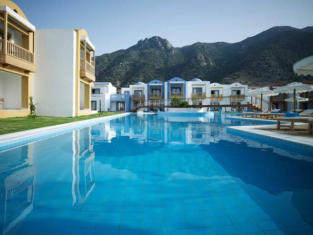 Mitsis Blue Domes Exclusive Resort & Spa: