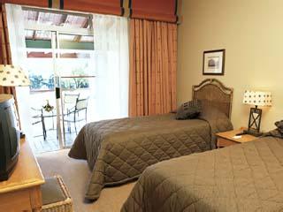Royal Swazi SpaStandard Twin Room