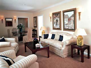 Royal Swazi SpaRoyal Suite Lounge