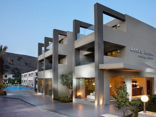 Annas House: