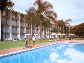 The Lugogo SunSwimming Pool