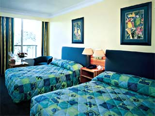 The Lugogo SunDouble Room