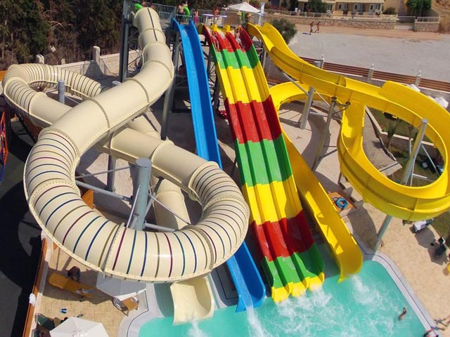 Gouves Water Park Holiday Resort: