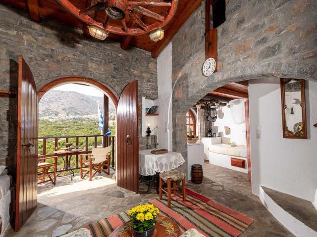 Elounda Traditional Homes