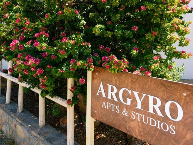 Argyro Studios and Apartments: