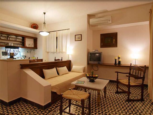 Palazzo Arhontiko Hotel Apartments: