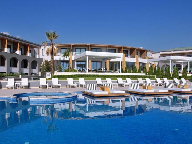 Cavo Olympo Luxury Resort And Spa 5 Stars Hotel In Litochoron Offers Reviews The Finest Hotels Of The World