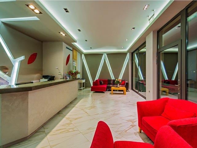 Flegra Beach Boutique Apartments: