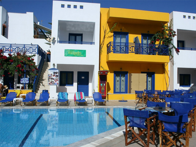 Aegean Sky Hotel and Suites: