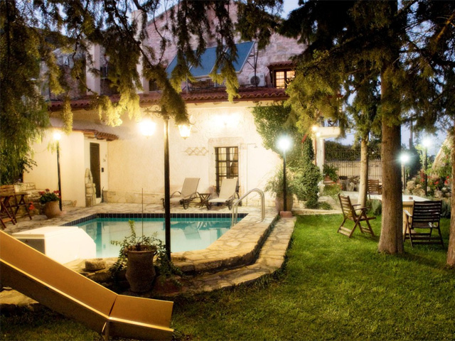 Villa Daskalogianni: