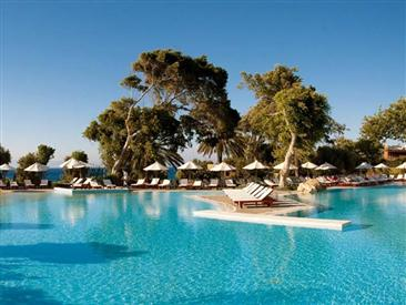 Amathus Beach Hotel In Ixia Rhodos Dodecanese Eilanden Griekenland Europe Overview The Finest Hotels Of The World