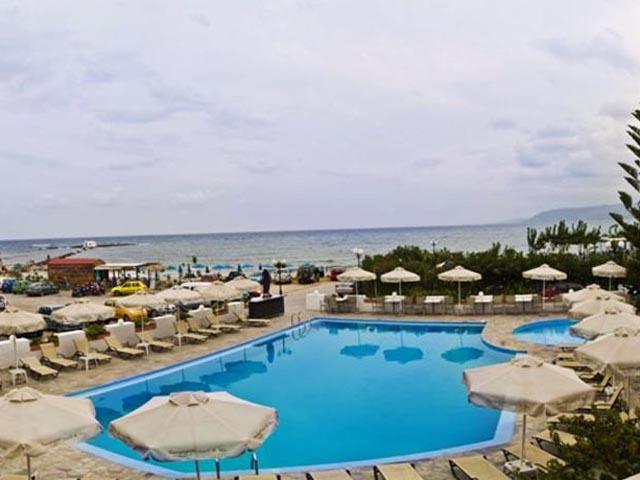 Georgioupolis Beach: