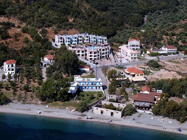 Vathi Hotel Apartments and Villas