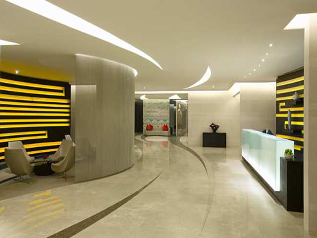 Hilton Capital Grand Abu Dhabi Hotel: