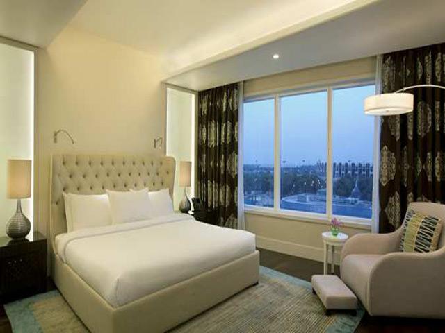 Hilton Capital Grand Abu Dhabi Hotel