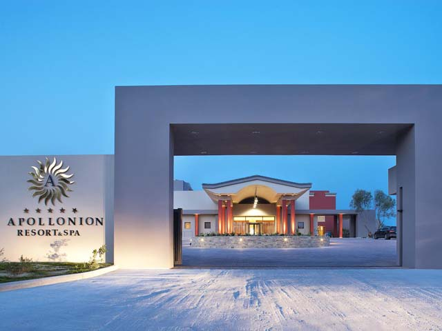 Apollonion Resort and Spa