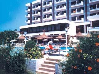 Cyprotel Florida Beach HotelExterior View