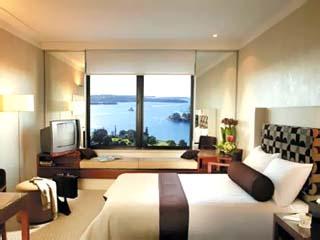InterContinental SydneyRoyal Botanic Garden & Harbour View Twin Room