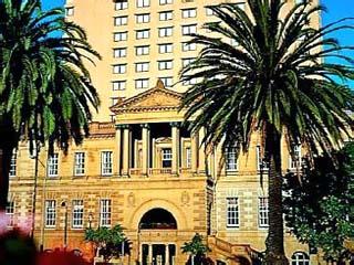 InterContinental SydneyExterior View