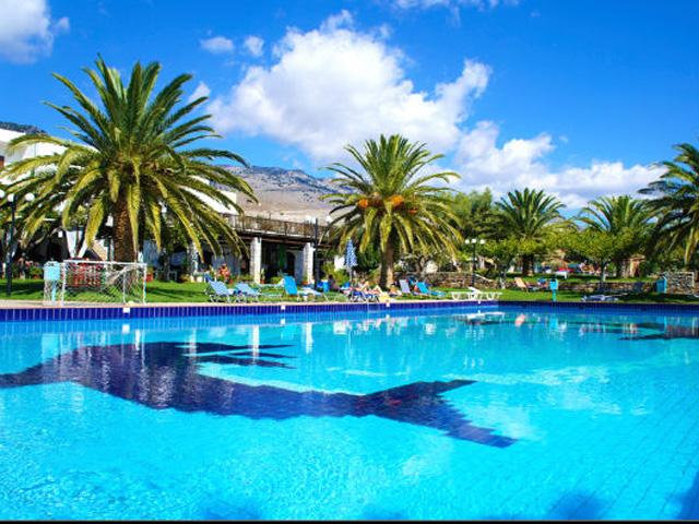 Vritomartis Naturist Hotel & Bungalows