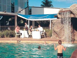 Holiday Inn Rooty HillSwimming Pool