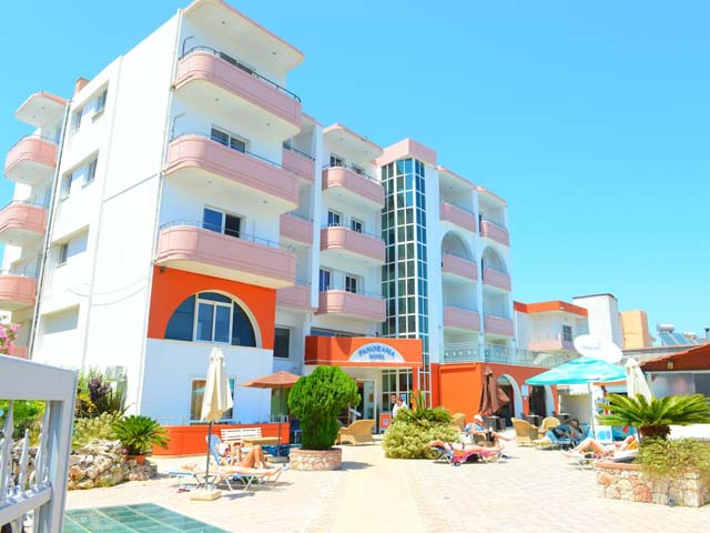Panorama Apartments Rhodes