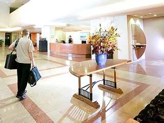 Holiday Inn Esplanade DarwinLobby