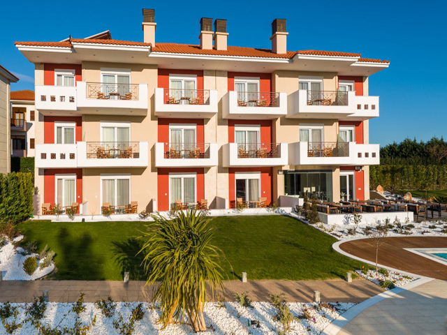 Lagaria Hotel Afitos: