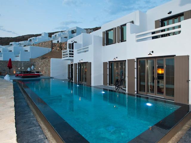 Myconian Avaton Resort: