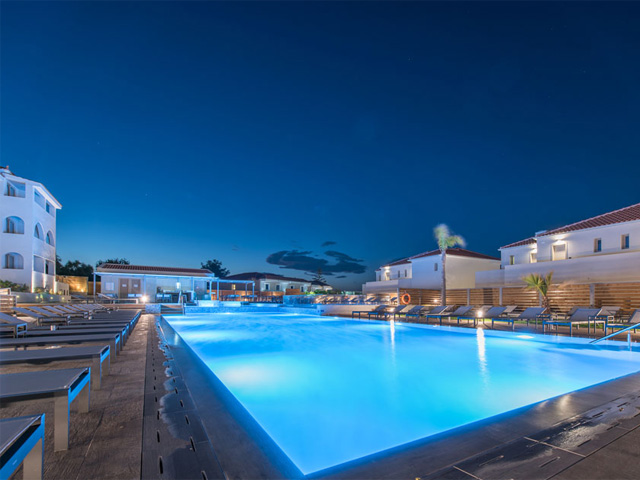 Azure Resort and Spa: