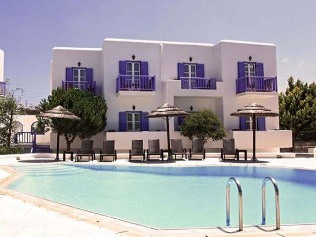 Anatolia Hotel Mykonos