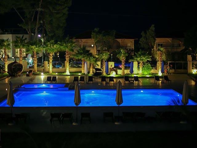 Hanioti Melathron Hotel