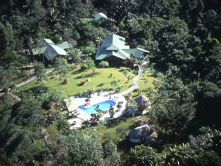 The Lodge at Pico BonitoPanoramic View