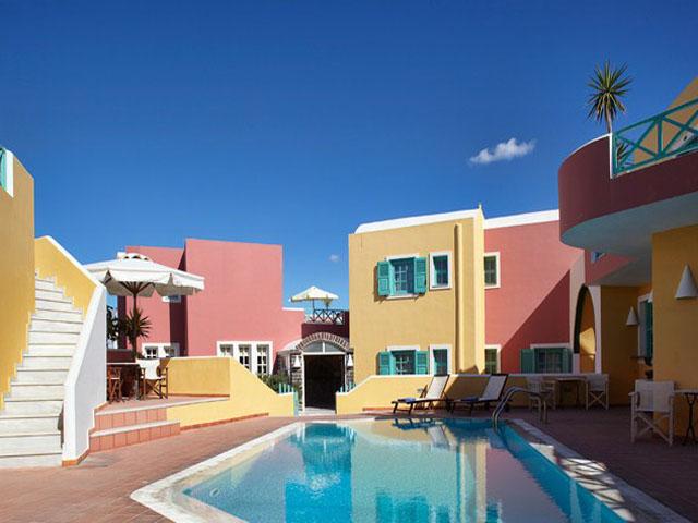 Nikolas Hotel Santorini: