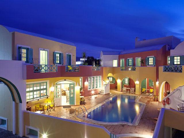 Nikolas Hotel Santorini