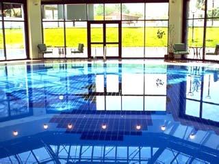 InterContinental TashkentIndoor Swimming Pool