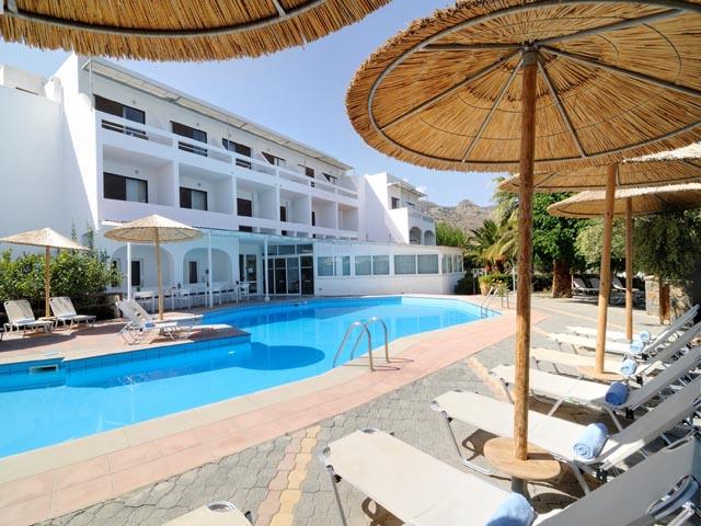 Elounda Krini Hotel:
