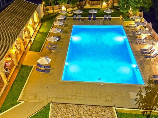 Hotel Amalia Corfu