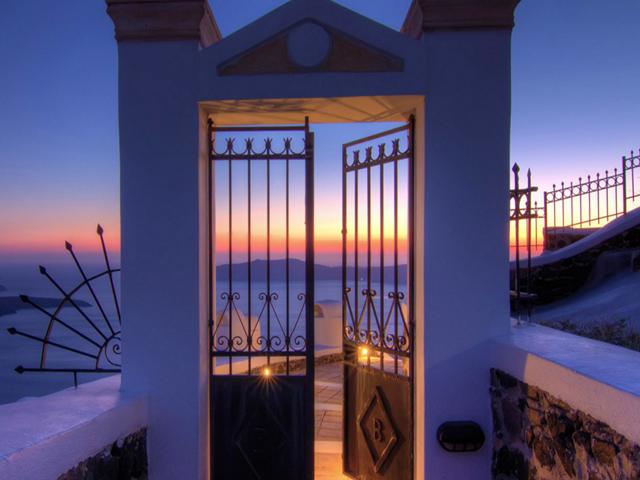 The Vasilicos Santorini (Caldera Heritage Suites)