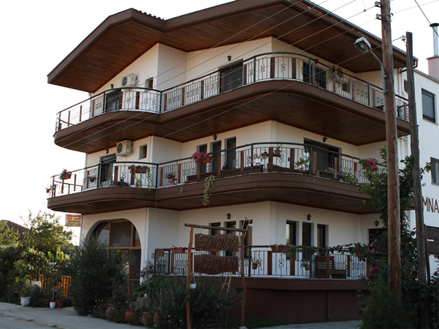 Limneo Guesthouse: