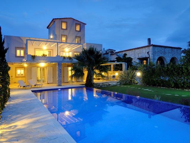 Cretan Mansion: