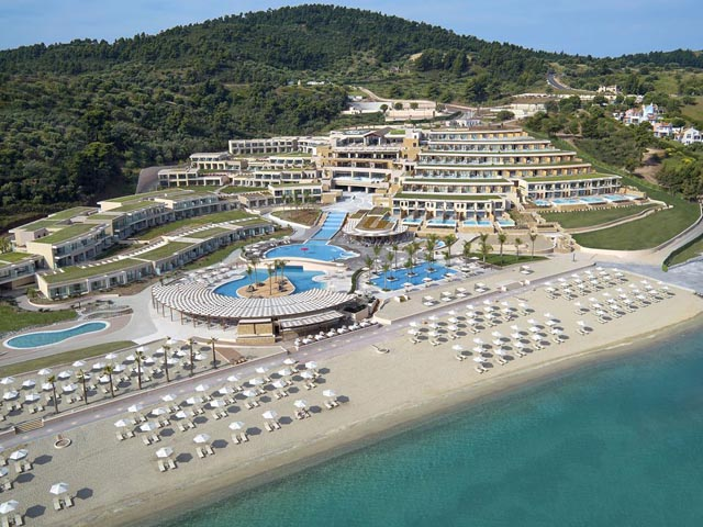 Miraggio Thermal Spa Resort Hotel -